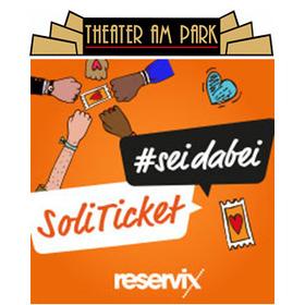 Bild: Spenden-Ticket – Theater am Park - #seidabei - Vielen Dank für Ihre Unterstützung!