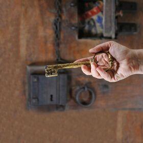 Bild: Sesam öffne Dich! - ...verborgene Schätze entdecken