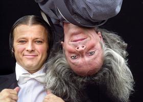 "Bild: Gogol & Mäx, ""Concerto Humoroso"