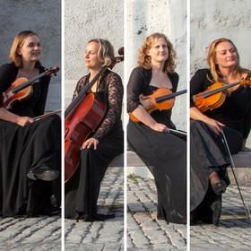 Bild: Amalia Quartett