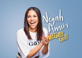 Bild: Negah Amiri - Megah gut