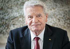 """""""Schoog im Dialog"""" mit Joachim Gauck - Bundespräsident a. D."""