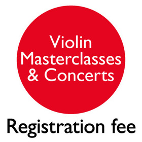 Bild: Violin Masterclasses Registration Fee
