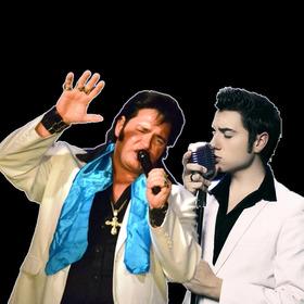 Bild: My Tribute To The King - Elvis Memorial Show - mit Kevin Löhr und Marc Charro