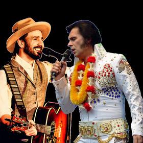 Bild: Elvis On My Mind - TC King Tribute To Elvis - mit Andy King und Toni Cardone