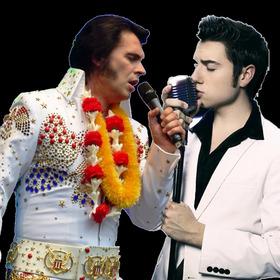 Bild: Elvis - The King is Back - mit Andy King und Kevin Löhr