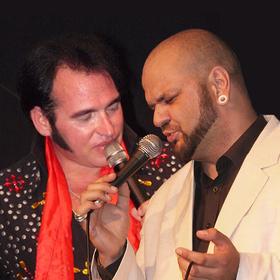 Bild: Elvis - Gospel, Lovesongs and more - mit Marc Charro und Jonny Henning