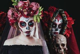 Bild: Halloween Party