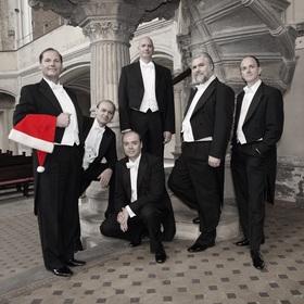 Bild: Comedian Harmonists Today - Josef, wir brauchen einen Krippenpaltz