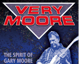 Bild: Very Moore - Gary Moore Tribute