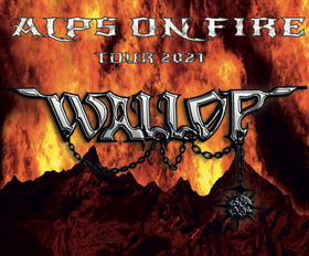 Wallop - Alps on Fire Tour 2021