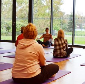 Bild: Yoga