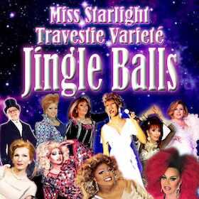 Jingle Balls - Travestie Show – seit 4 Jahren in der Brunsviga