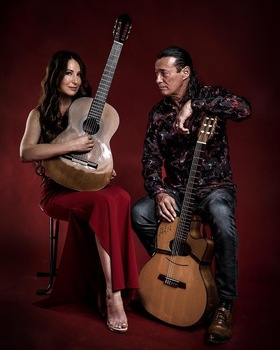 Gypsy meets Classic - Lulo Reinhardt zusammen mit Yuliya Lonskaya