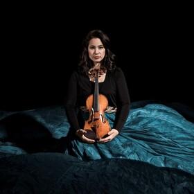 Bild: BERND GLEMSER Klavier & MIRIJAM CONTZEN Violine