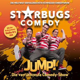 27. Festival der Kleinkunst: Starbugs Comedy - JUMP