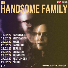 The Handsome Family - Tour 2022
