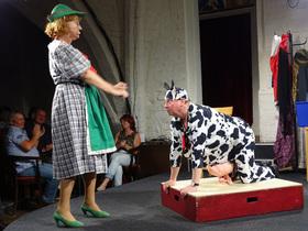Bild: Big Helga - das Helga Hahnemann Programm