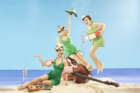 Bild: Zucchini Sistaz - Tag am Meer