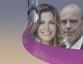 Bild: Love Letters - mit U. Buschhorn und P. Kremer  Produktion: a.gon Theater GmbH
