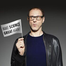 Bild: Make Science Great Again