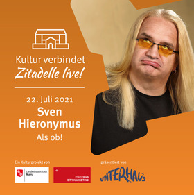 Sven Hieronymus - Als ob!