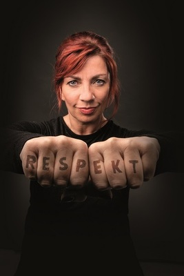 Bild: Respekt von, für und mit Dagmar Schönleber