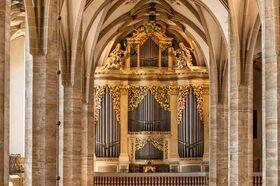 Bild: Finale des XV. Internationalen Gottfried-Silbermann-Orgelwettbewerbs