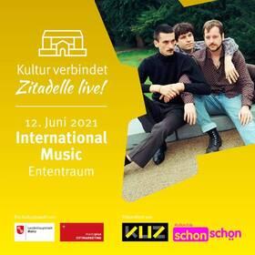Bild: Kombiticket International Music und  The Düsseldorf Düsterboys