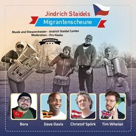 Jindrich Staidels Migrantenscheune