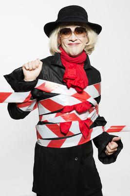 Bild: Irmgard Knef: Barrierefrei - mit 95 noch dabei - - Online- Veranstaltung -