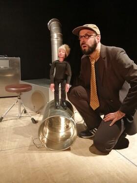 Bild: Der starke Wanja - Puppentheaterschauspiel