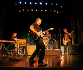 Bild: TOMMY CASTRO & THE PAINKILLERS - Back On Stage - Tour 2021