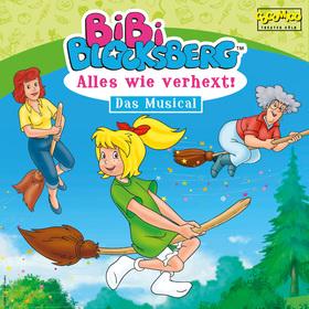 Bild: Bibi Blocksberg - Alles wie verhext - Das Musical - Waldbühne Rügen