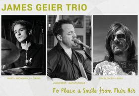 Bild: Kultur im Freien - James Geier Trio - Pop trifft auf Poesie und Improvisation