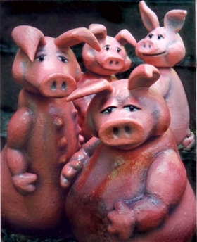 Bild: Die Schweinehochzeit (4+)