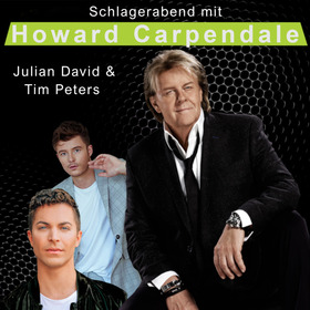 Bild: Schlagerabend mit Howard Carpendale & Julian David