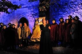 Bild: Komm, süßer Tod - Herbststurm auf Schloss Scharfenberg