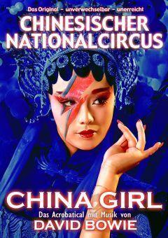 Bild: Chinesischer Nationalcircus - China Girl