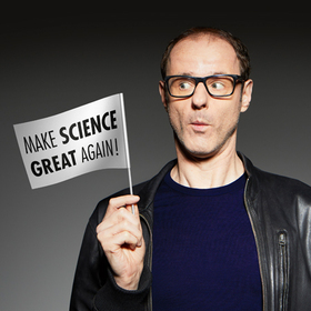Vince Ebert - Make Science Great Again!