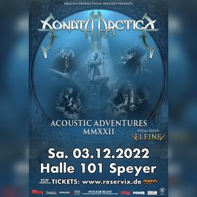 Sonata Arctica - Acoustic Adventures 2022