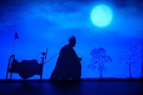 Bild: Susi Claus und Peter Müller (Theater Handgemenge) zeigen: