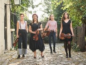 Bild: Quatuor Zaïde