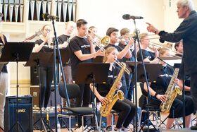 Bild: Big Brass Neuruppin - Jugend jazzt!