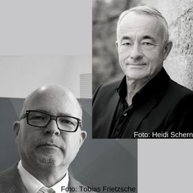 Bild: Prinzip Mensch - Paul Nemitz und Matthias Pfeffer - Open Air