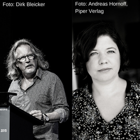 Bild: Klassengesellschaft - Julia Friedrichs und Harald Martenstein - Open Air