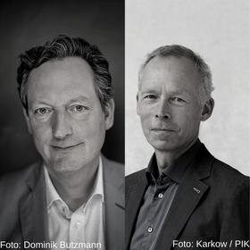 Bild: Wir könnten es so schön haben - Eckart von Hirschhausen und Johan Rockström - Open Air