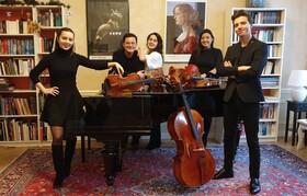 Bild: Bad Saarower Kammermusik zu Pfingsten mit der Familie Heise-Glass (Frankfurt/Oder) - Von Schumann bis Scharwenka