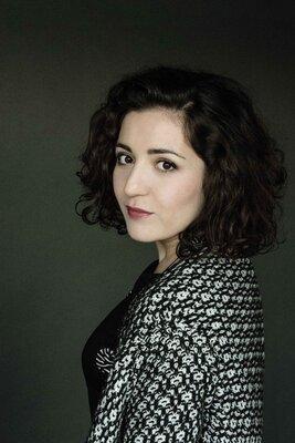Bild: Lilit Grigoryan am Klavier