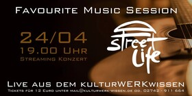 Bild: Street Life - Favourite Music Session - Streaming Konzert